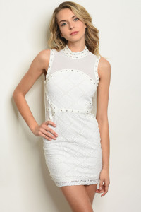 S9-19-3-D4047 OFF WHITE DRESS 2-2-2