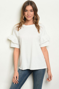 S10-18-4-T10078 IVORY TOP 2-2-2