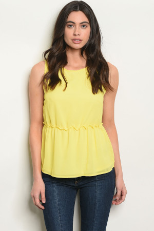S18-11-1-T4182 YELLOW TOP 1-2-2-1