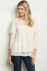 S17-11-2-T4556 IVORY TOP 1-1-1