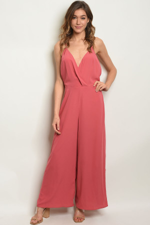 C56-A-3-J6482 ROSE JUMPSUIT 1-2-3-1