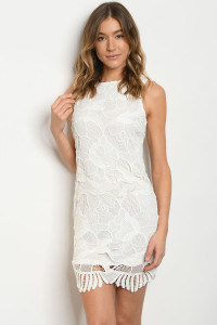 S13-5-3-D9570 OFF WHITE DRESS 2-2-2