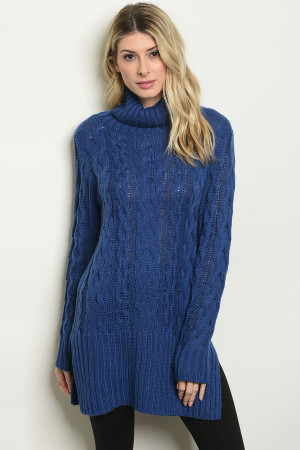 S3-10-1-S1064 NAVY SWEATER 3-3