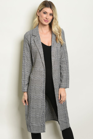 S13-6-1-C2027 OFF WHITE BLUE COAT 2-2-2