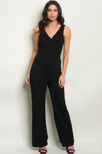 S7-8-1-J1921 BLACK JUMPSUIT 2-2-2