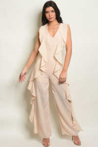 S10-5-3-J1256976 CREAM JUMPSUIT 2-2-2