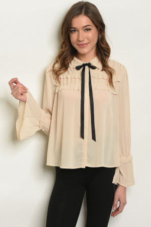 S24-8-6-T2541 TAUPE TOP 2-2-2