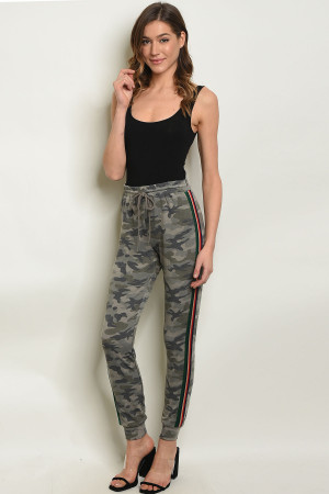 S3-4-2-P3314 CAMOUFLAGE PANTS 2-3-2-1
