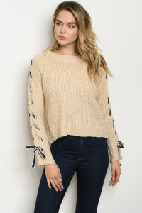 S8-13-4-S70606 BEIGE SWEATER 4-2