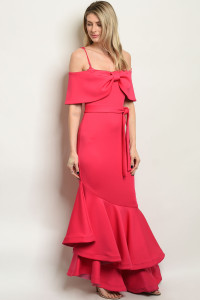 S17-9-3-D73322 FUCHSIA DRESS 1-1-1