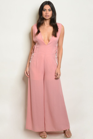 S16-8-2-J7270 ROSE JUMPSUIT 4-2-1