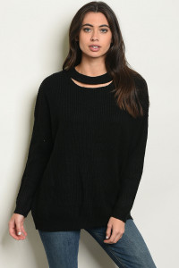 S16-8-5-S70461 BLACK SWEATER 4-2