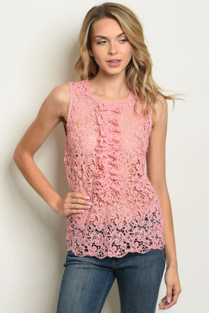 S16-12-1-T73524 PINK TOP 2-2-1