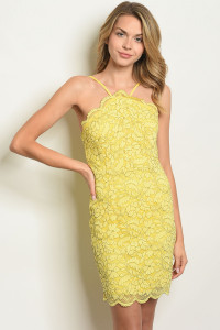S20-10-5-D10322 YELLOW DRESS 2-2-2