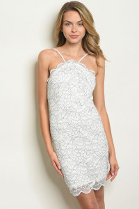 S20-3-2-D10322 OFF WHITE DRESS 2-2-2