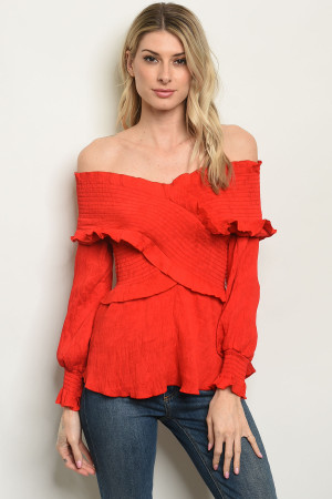 S19-12-1-T4623 RED TOP 1-2