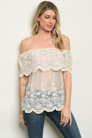 S9-15-1-T811 IVORY TOP 2-2-1