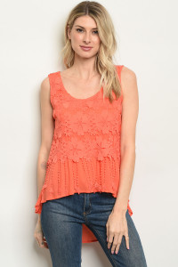 S3-5-2-T8654 CORAL TOP 2-2-2