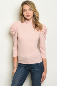 C88-B-2-T4310 DUSTY PINK TOP 2-2-2