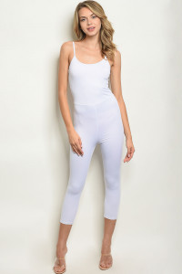 C95-A-1-J3365 WHITE JUMPSUIT 2-2-2