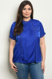S23-13-1-T51663X ROYAL PLUS SIZE TOP 2-2-2
