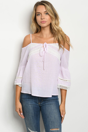 S10-9-4-T1129 LILAC TOP 2-2-2