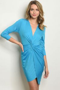 C50-A-1-D91830 TURQUOISE DRESS 3-2