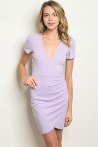 C91-A-7-D91794 LAVENDER DRESS 2-2-2