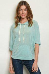 C3-B-2-T4743 MINT SWEATER 2-2-2
