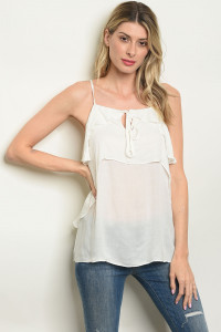 S20-10-6-T7651 OFF WHITE TOP 2-2-2