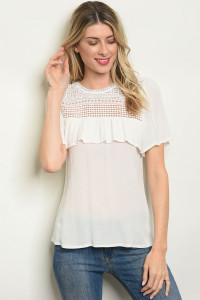 S25-7-5-T10271 OFF WHITE TOP 2-2-2