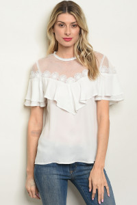 S25-8-5-T10304 OFF WHITE TOP 2-2-2