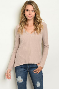 S16-6-4-T202 TAUPE TOP 2-2-2