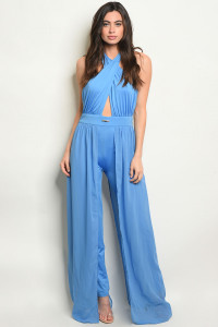 S19-7-4-J40084 BLUE JUMPSUIT 2-2-2