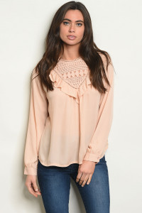 S21-9-5-T10213 BLUSH TOP 2-2-2