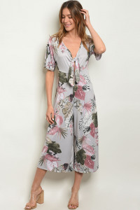C15-A-1-J90177 LILAC MAUVE WITH LEAVES JUMPSUIT 1-2-2