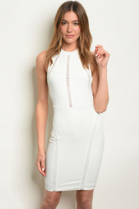 S13-12-5-NA-D3404 OFF WHITE DRESS 2-2-2