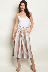 S17-9-4-P2001 MAUVE STRIPES PANTS 1-1-1
