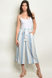 S2-8-1-P2001 BLUE STRIPES PANTS 2-2-2