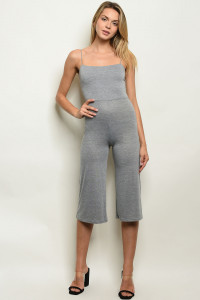 C66-A-3-J1598 GREY JUMPSUIT 3-2-1