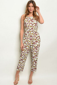 S17-7-1-J055 OFF WHITE PRINT JUMPSUIT 1-1-1