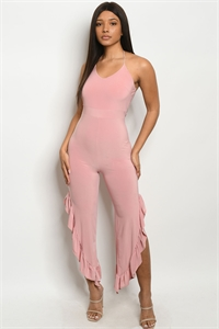C76-A-3-J4250 BLUSH JUMPSUIT 2-2-2