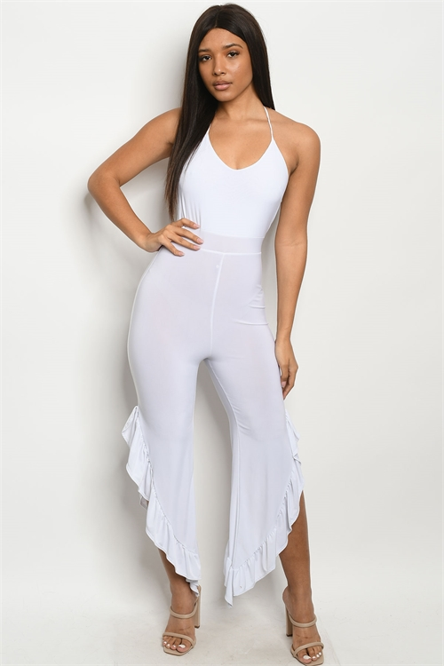 C78-A-3-J4250 WHITE JUMPSUIT 2-2-2