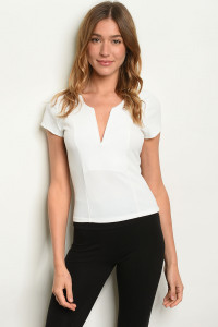 S17-3-1-T4538 OFF WHITE TOP 1-1-1