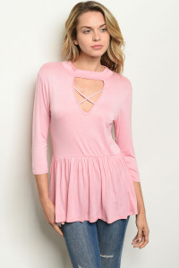 C37-B-4-T10899 PINK TOP 2-2-2