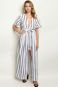 S9-10-1-NA-J20218 OFF WHITE STRIPES JUMPSUIT 2-2-2