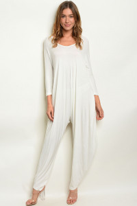 S16-10-2-J6008 OFF WHITE JUMPSUIT 1-2-2-1