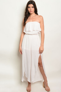 S10-8-5-NA-J20A315 WHITE SWAN JUMPSUIT 2-2-2