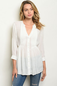 S9-12-3-T6888 OFF WHITE TOP 2-2-2