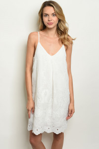 S9-12-2-D12394 OFF WHITE DRESS 2-2-2